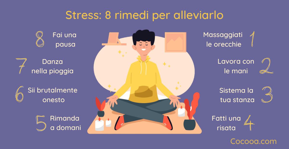 Stress_ 8 rimedi per alleviarlo
